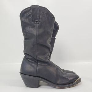 Durango Leather Vintage Western Boots